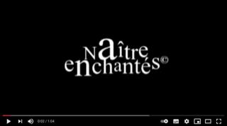 photo de la page de garde de la vidéo Naître Enchantés